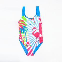 Купальник Coccodrillo Swimming costume, размер 98, цвет мультиколор
