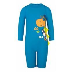Купальник для мальчика Брив, цвет синий, рост 80 см