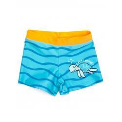 Плавки-шорты для мальчика Coccodrillo Swimming costume, размер 110, цвет бирюзовый
