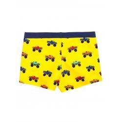 Плавки-шорты для мальчика Coccodrillo Swimming costume, размер 122, цвет желтый