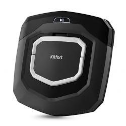 Робот-пылесос Kitfort KT-570, цвет черный