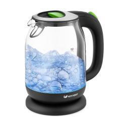 Чайник Kitfort KT-654-2, 1,7 л, 2200 Вт, зеленый