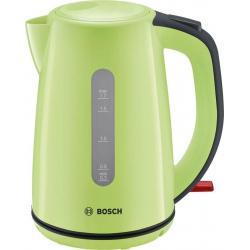 Чайник Bosch TWK7506, 1,7 л, цвет зеленый