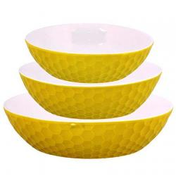 Набор салатниц Loraine, 3 предмета