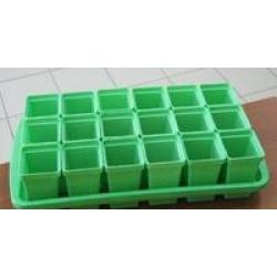 Ящик для рассады (18 ячеек)