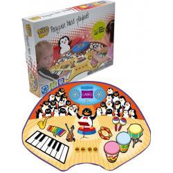 Музыкальный коврик интерактивный IQ Game Baby Music Mat Пианино, 87x55 см