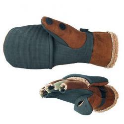 Перчатки-варежки флисовые Norfin Aurora (размер XL)