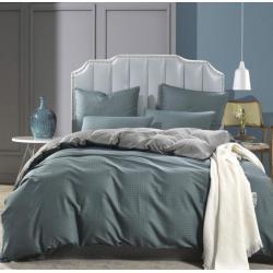 Комплект постельного белья Диксан, цвет серый, 2-спальный
