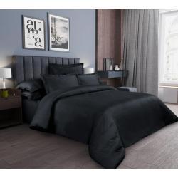 Комплект постельного белья Морион, 2-х спальный, сатин (цвет серый)