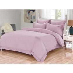 Комплект постельного белья Джонатан, евро, цвет лиловый