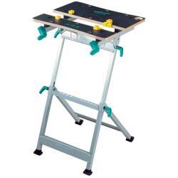 Зажимной и рабочий стол (верстак) с регулируемой высотой Вольфкрафт Master 600 (6182000)