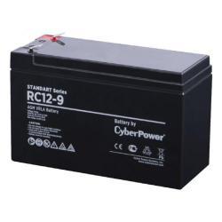 Аккумуляторная батарея CyberPower Standart series RC 12-9