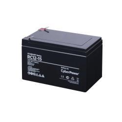 Аккумуляторная батарея CyberPower Standart series RC 12-15