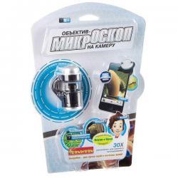 Развивающая игрушка Объектив-микроскоп на камеру смартфона, арт. ВВ2335