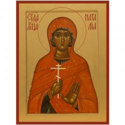 Икона Святая Наталия, 200х300 мм