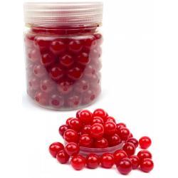 Гидрогелевые шарики L, в банке (красные)