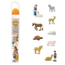 Набор фигурок Детский зоопарк