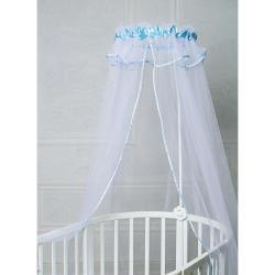 Балдахин в детскую кроватку Pituso, 300x150 см (цвет голубой)