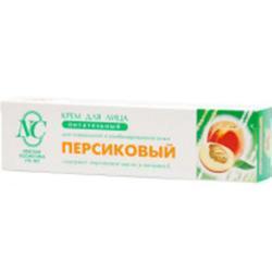 Крем для лица Персиковый, питательный, 40 мл