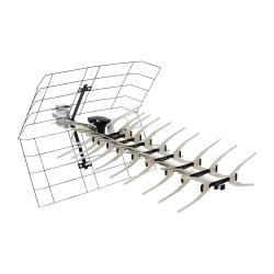 ТВ антенна наружная «Активная» для аналогового и цифрового ТВ - DVB-T2, арт. 34-0413-1