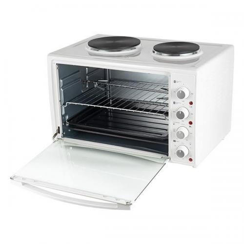 Жарочный шкаф BQ EO4205 WGP (белый)