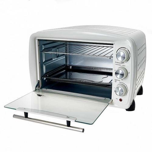 Электрическая духовка Аксинья, 1750 Вт, 36 л, цвет белый, артикул КС-5700