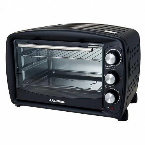 Электрическая духовка Аксинья, 1750 Вт, 36 л, цвет черный, артикул КС-5700