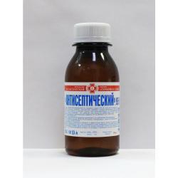 Лосьон-антисептик для рук «Серебряное сияние», 99 мл