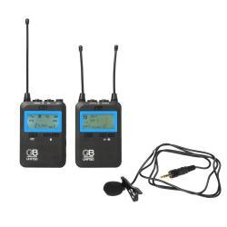 Радиосистема петличная GreenBean RadioSystem UHF150, беспроводная