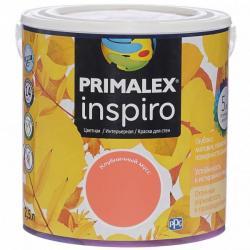 Краска Primalex Inspiro Клубничный Мусс, 2,5 л