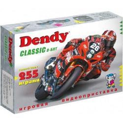 Игровая приставка Dendy Classic, 255 игр