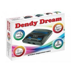 Игровая приставка Dendy Dream, 300 игр