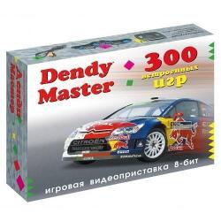 Игровая приставка Dendy Master, 300 игр