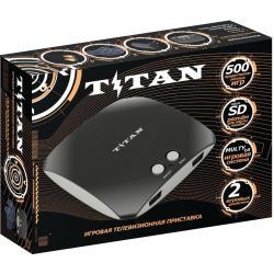 Игровая приставка SEGA Magistr Titan 3, 500 встроенных игр (SD до 32 ГБ)