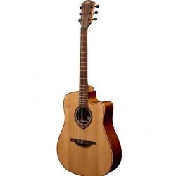 Электроакустическая гитара Lag T-170D CE