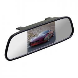 Зеркало заднего вида с монитором Silverstone F1 Interpower IP Mirror HD 5, 6 Вт