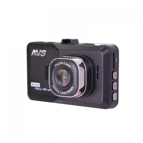 Видеорегистратор автомобильный AVS VR-202DUAL-V2
