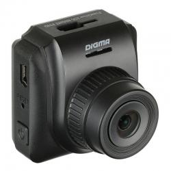 Видеорегистратор Digma. FreeDrive 109 TRIPLE, черный, 1080p