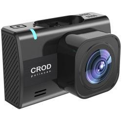 Видеорегистратор Silverstone F1. Crod A90-GPS poliscan, черный, 1080p