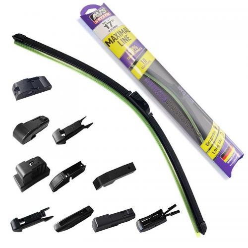 Щетка стеклоочистителя AVS Maximal Line ML-22, 1 штука, 55 см