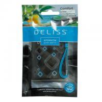 Подвесное ароматическое саше для автомобиля Deliss Comfort