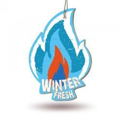 Ароматизатор AVS Fire Fresh, аромат зимняя свежесть