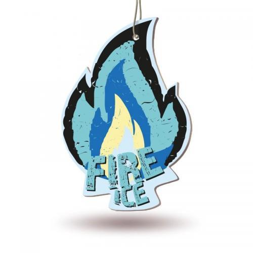 Ароматизатор AVS Fire Fresh, аромат огненный лёд