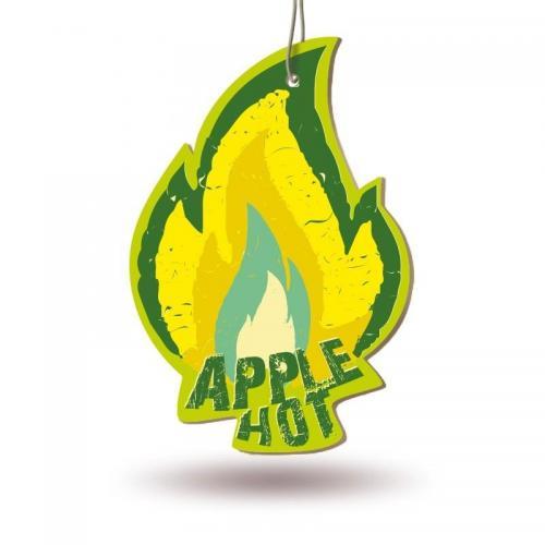 Ароматизатор AVS Fire Fresh, аромат яблоко