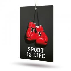 Ароматизатор бумажный Sport is Life (Брутал)