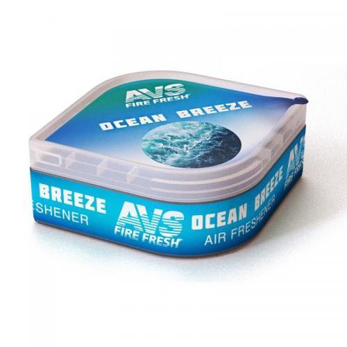 Ароматизатор гелевый Fresh Box (Океанский бриз)