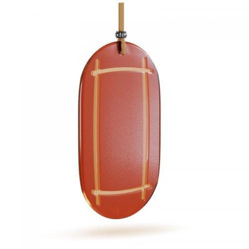 Ароматизатор гелевый Amulet (Тропический бриз)