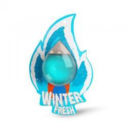 Ароматизатор мембранный Fire Aqua (Зимняя свежесть)