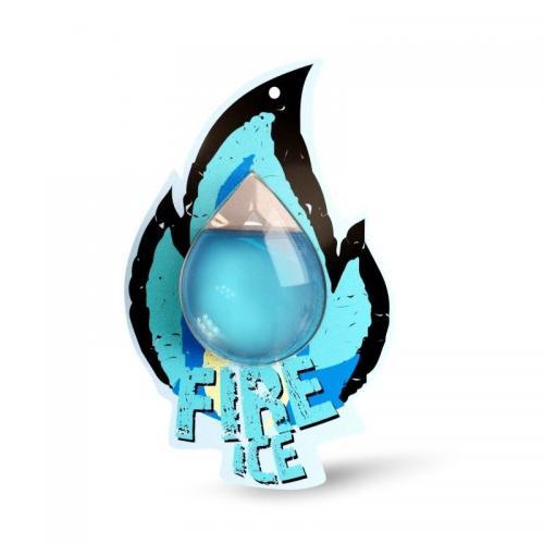Ароматизатор мембранный Fire Aqua (Огненный лёд)