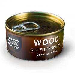 Ароматизатор древесный Natural Fresh (Сосновый лес)